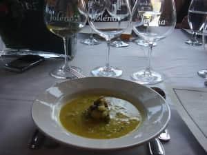 Early Corn Soup