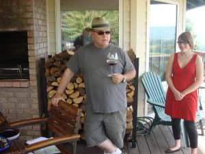 Bob Morus from Phelps Creek