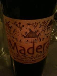 India Madera