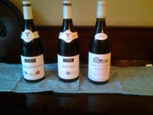 Georges Deboeuf Wines