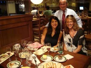 Olive Garden Jen and Mel