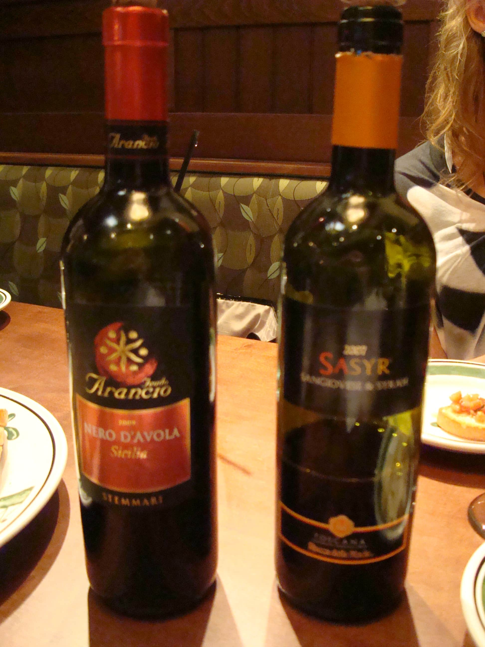 Wine Served At Olive Garden - Dera Jobs Wallpaper