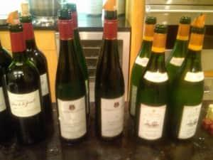 Chefs Under Fire Wines