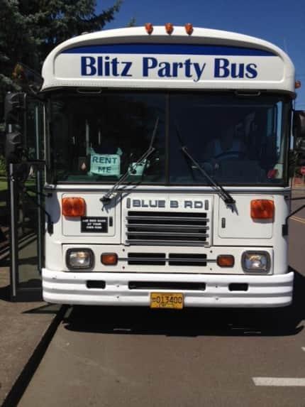 WBC Blitz Bus