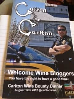 WBC Cuffed in Carlton Program