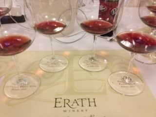 WBC Erath Varietals