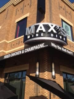 Max's Wine Bar Outside