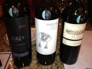 Wines of Chile Cab Sauv