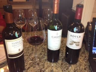 Wines of Chile Carmenere