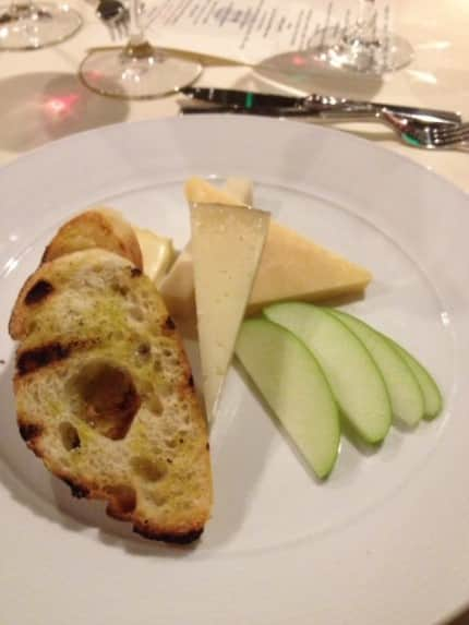 arista wine cheese