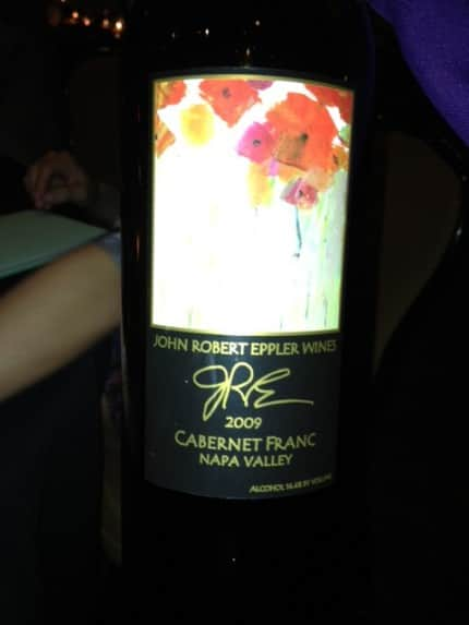 JRE Dinner Cab Franc Better Shot