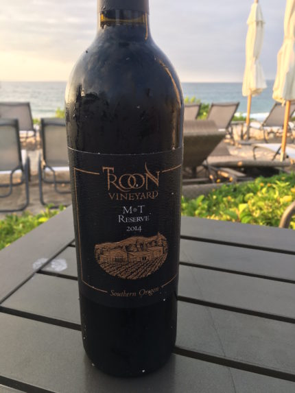 Craig Camp from Troon Vineyards
