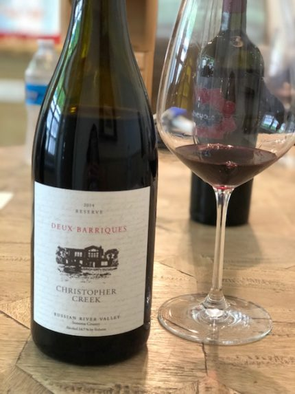Christopher Creek and Foppoli Wines