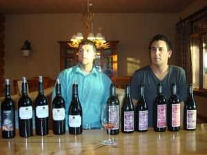 The wines at Basel Cellars