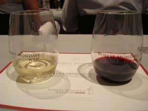 Mondavi wines