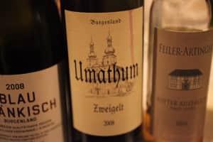 Umathum 08 Zweigelt