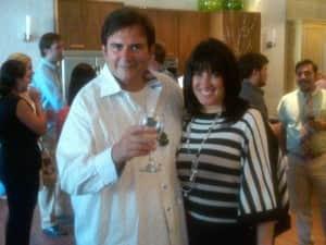 Chefs Under Fire Gene and Julie
