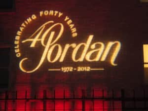 Jordan Winery Anniversary