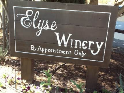Elyse Winery