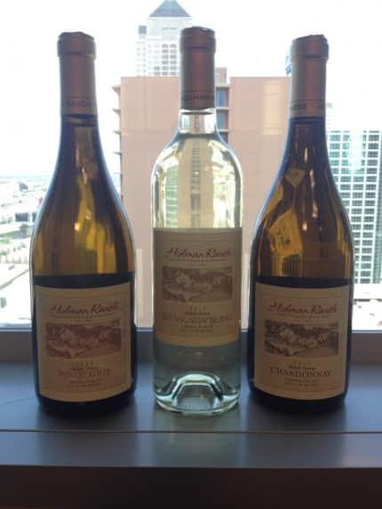 Holman Ranch Wines