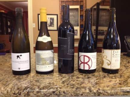 American Rhone Wines