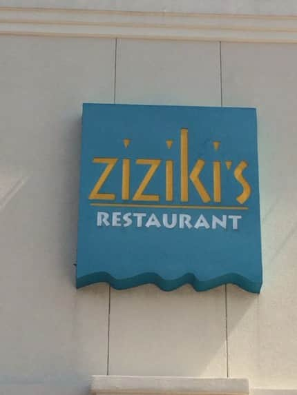 Ziziki's Restaurant
