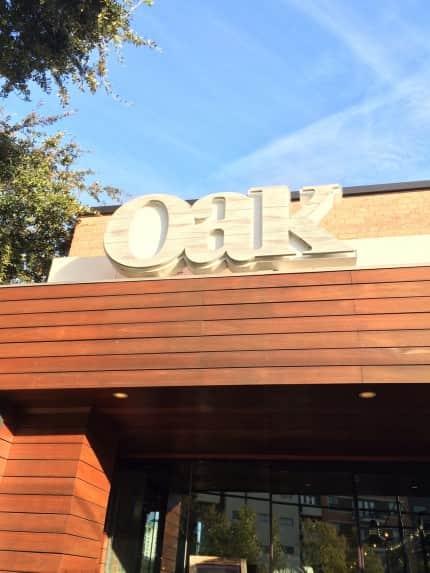 Oak Celebrates
