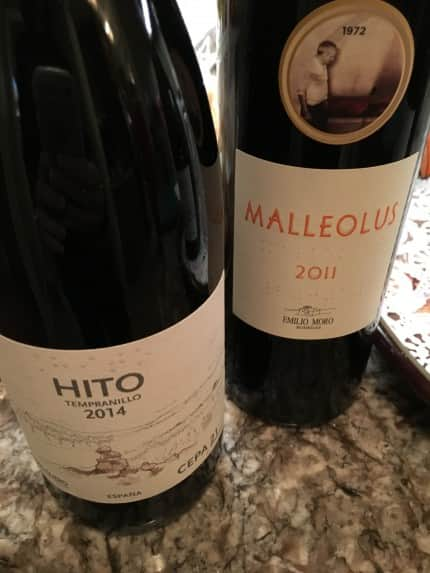 January Wine Round-Up