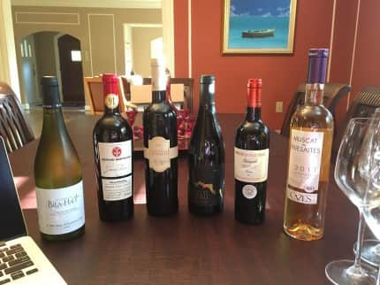Wines of Roussillon