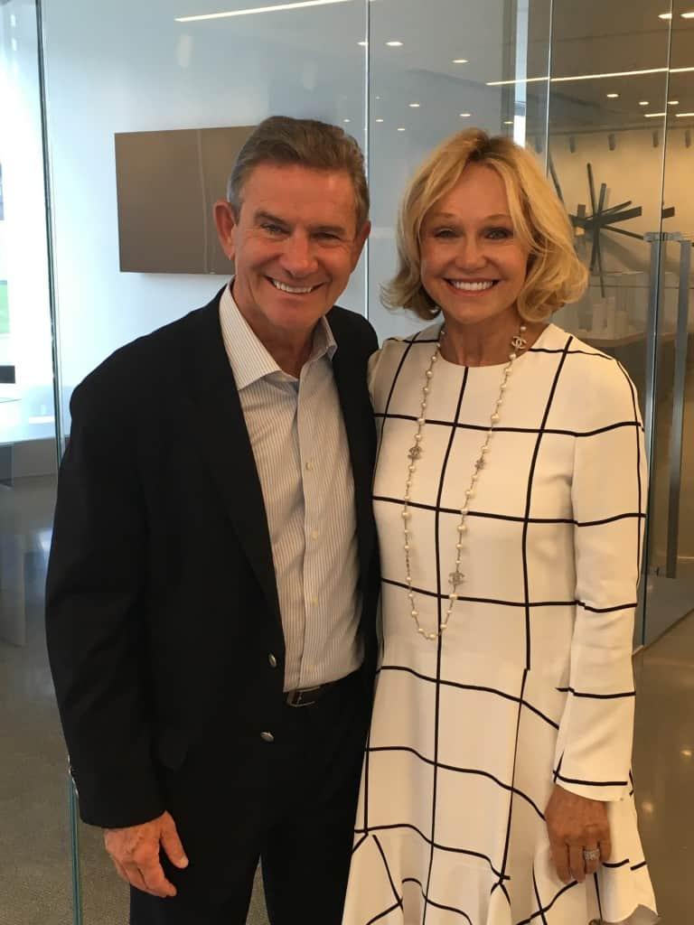 Kathryn and Craig Hall