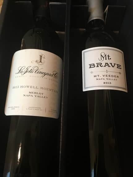 Tale of Two Vineyards