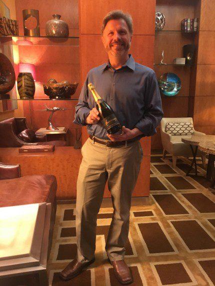 Winemaker Steven Urberg