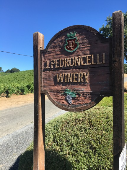 Ninety Years of Pedroncelli Wines