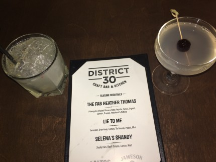 District 30 Craft Bar and Kitchen