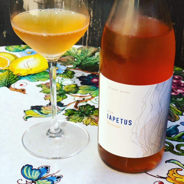 Orange wine vermont