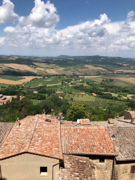 History of Montepulciano Wine