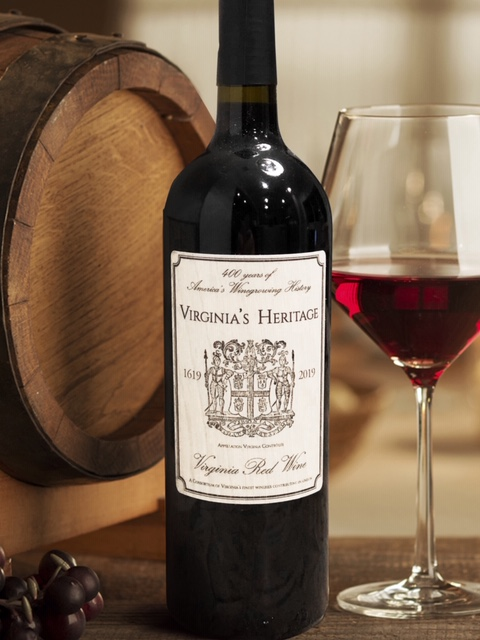 Virginia Wine Travel Journal (2019/2020 edition
