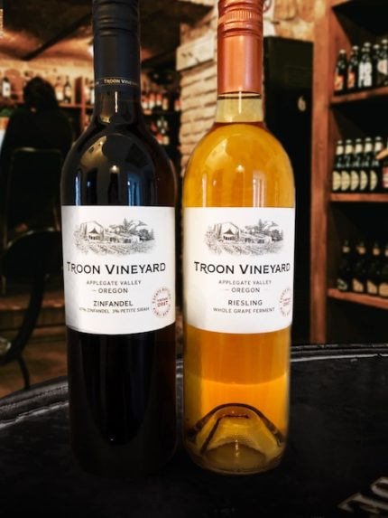 Troon Vineyard
