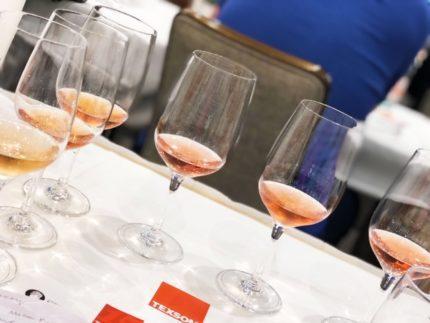aging rosé wines
