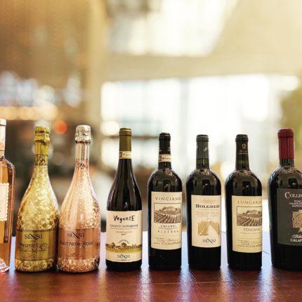 Senses with Sensi Wine