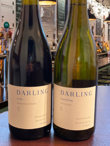 Darling wine