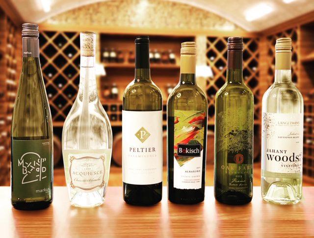 Lodi's World-Class White Wines