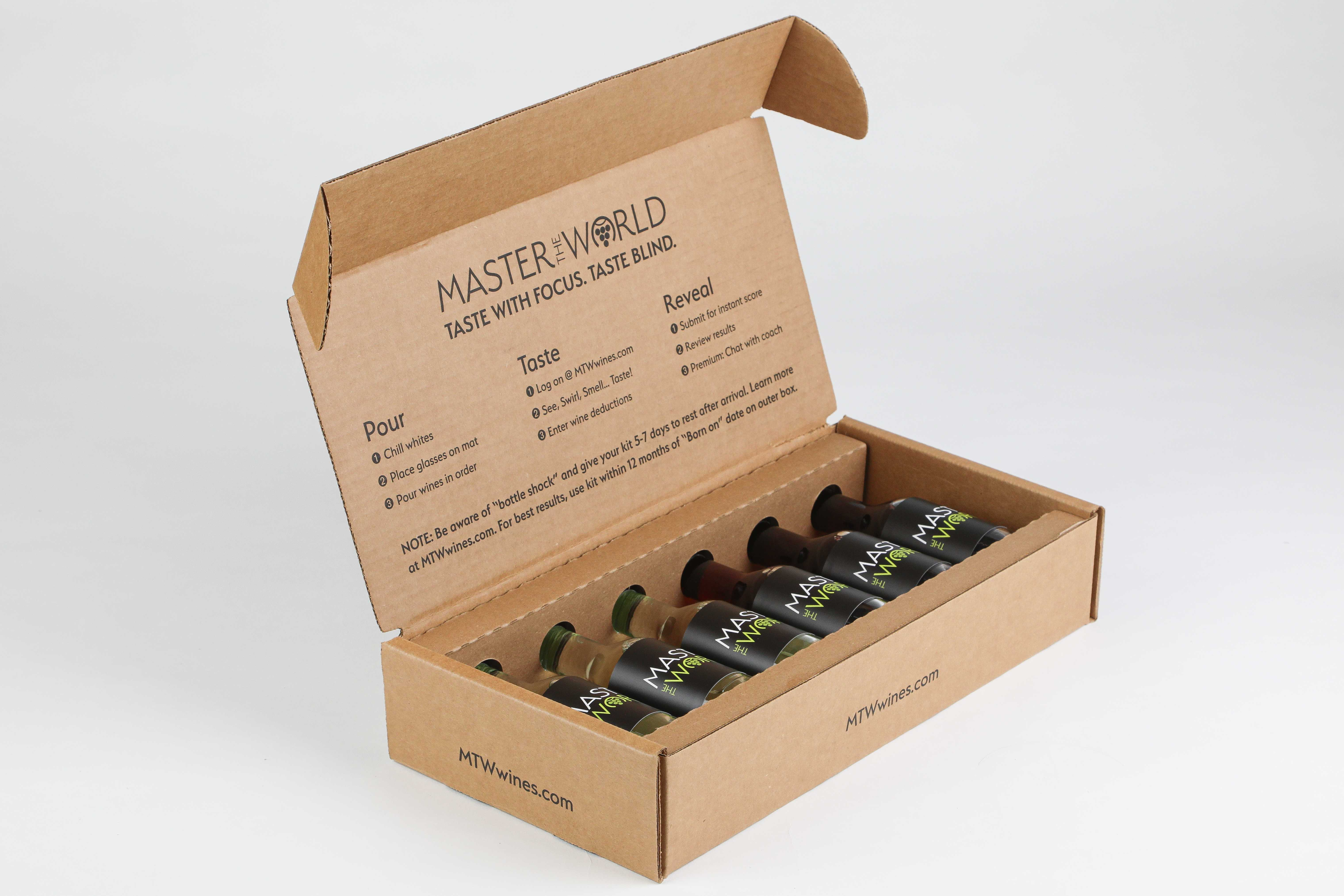 Master the World package