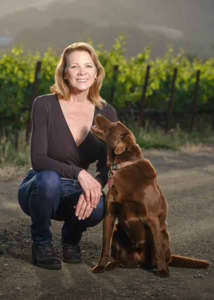 Winemaker of Cornerstone Cellars