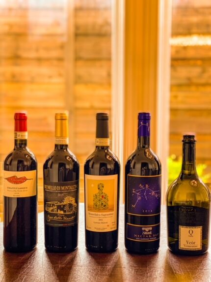 Wines from Italy: Bringing Family Vineyards to Your Door